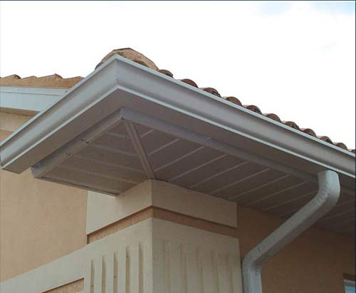 Seamless Gutter Options